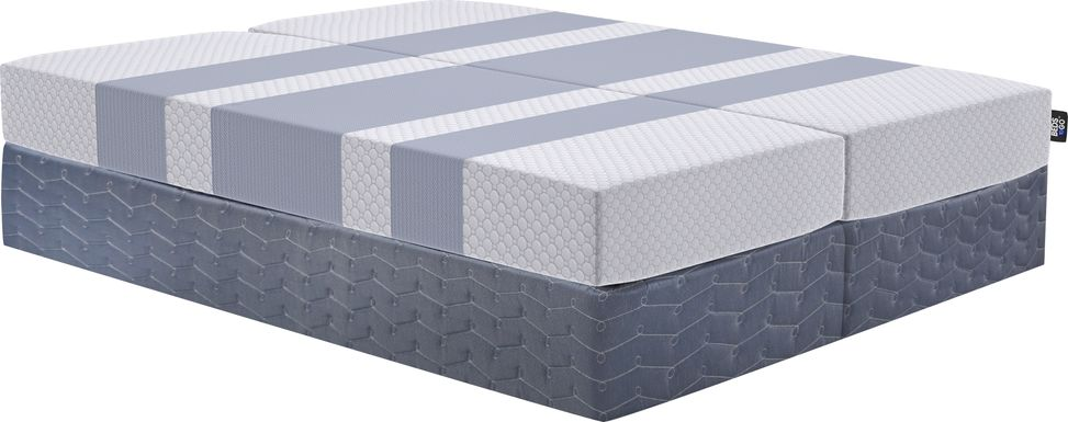 Beds To Go Low Profile Split King Mattress Set