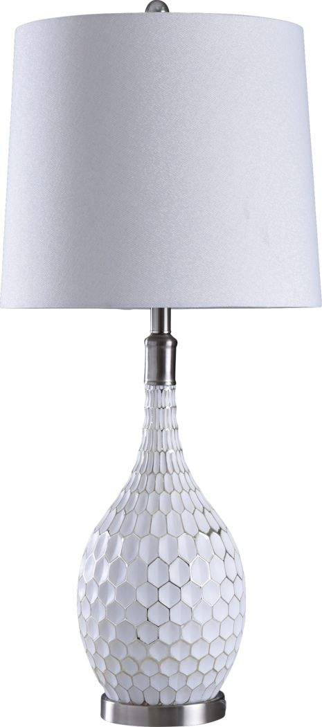 Beeston White Lamp