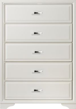 Belcourt White Chest
