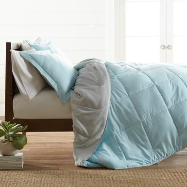 Belden Landing XXXIV Aqua 3 Pc King Comforter Set
