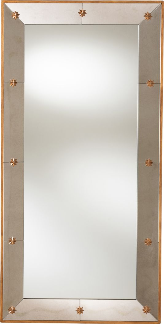 Beles Gold Mirror