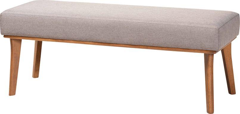 Belgrove Gray Bench