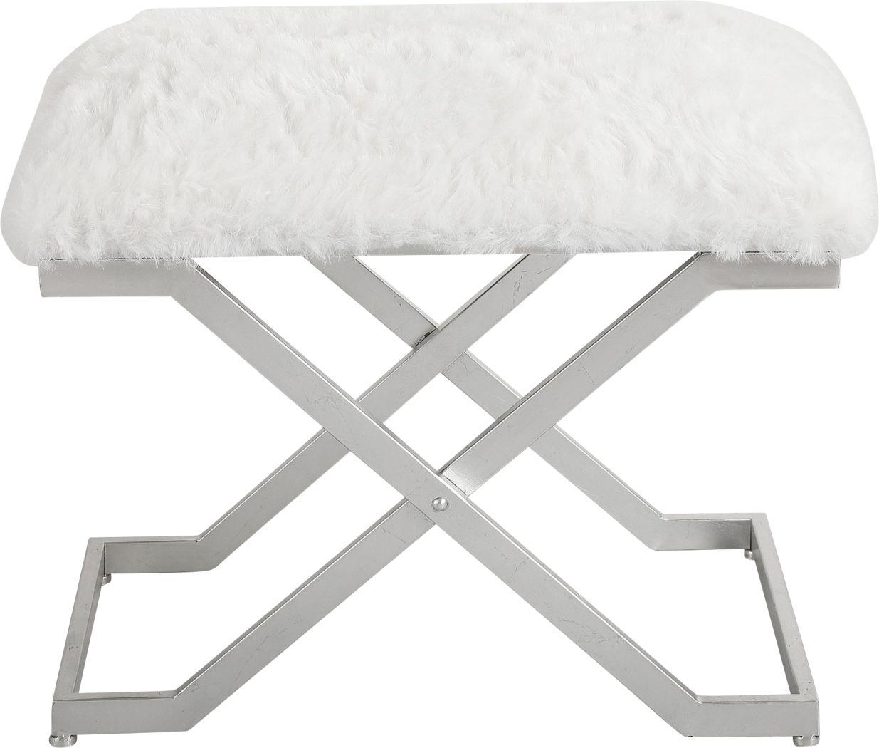 Bellacree White Bench