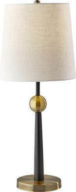 Bellaire Avenue Black Lamp