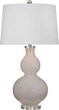 Bellemeade Beige Lamp