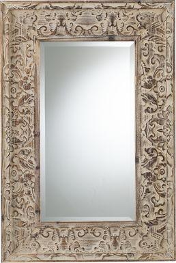 Bellrose Cream Mirror