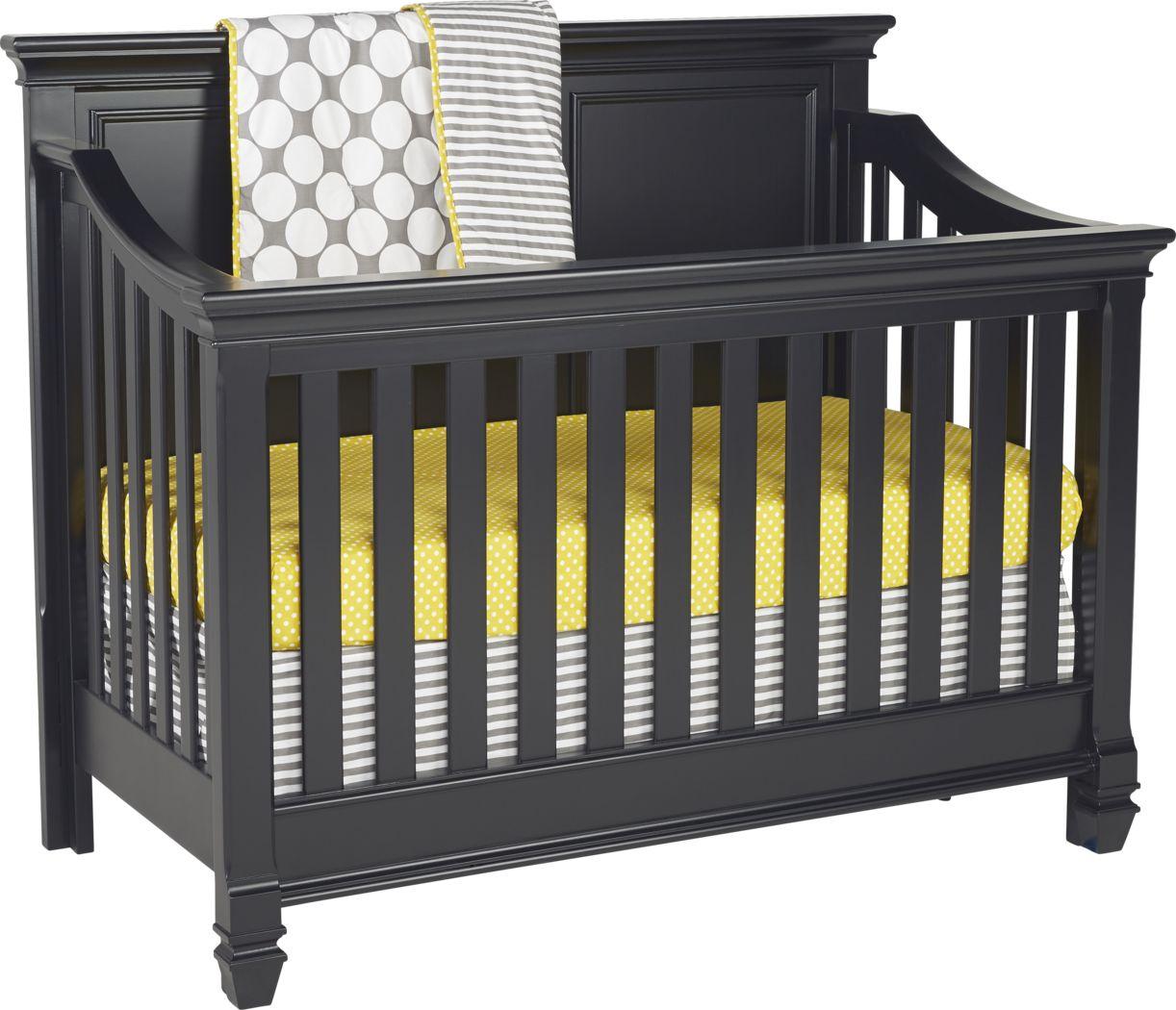 Belmar Black Crib