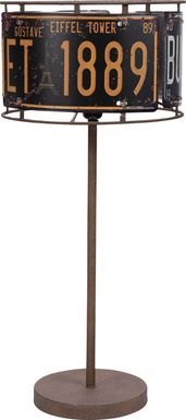 Belnap Brown Lamp, Set of 2