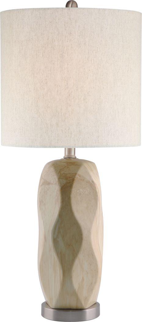 Belvedere Bay Sandstone Table Lamp