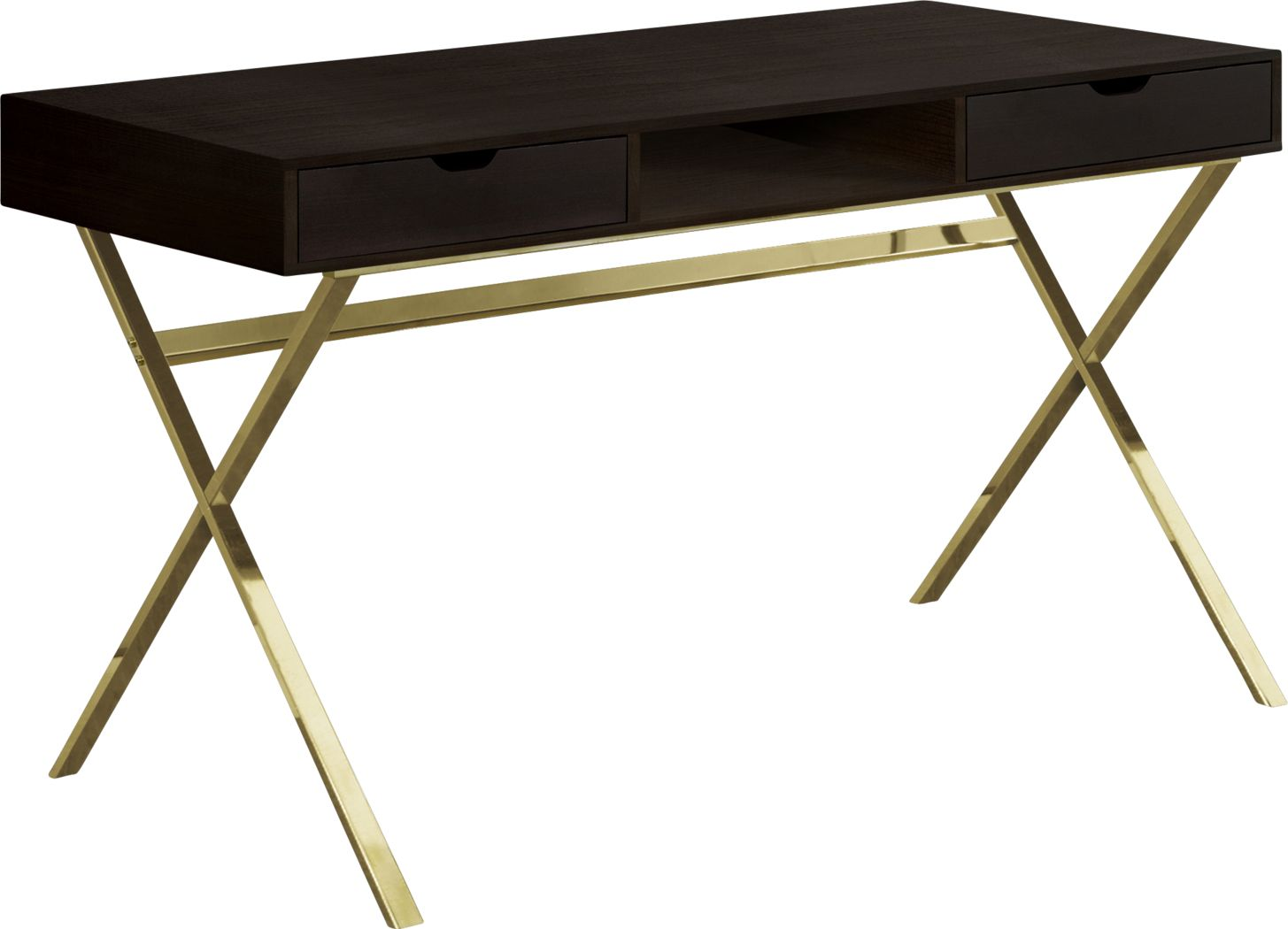 Belvins Cappuccino Desk