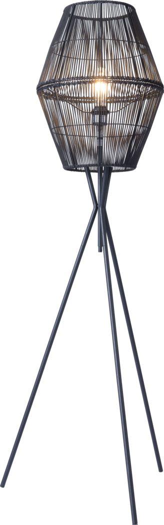 Benito Lane Black Floor Lamp
