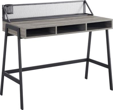 Benmar Gray Desk