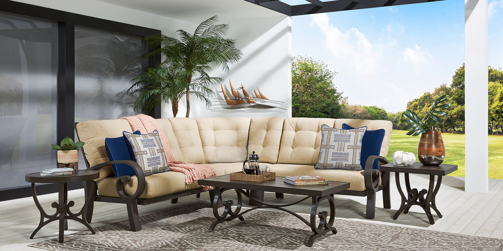 Outdoor Sectional Sofas For The Patio