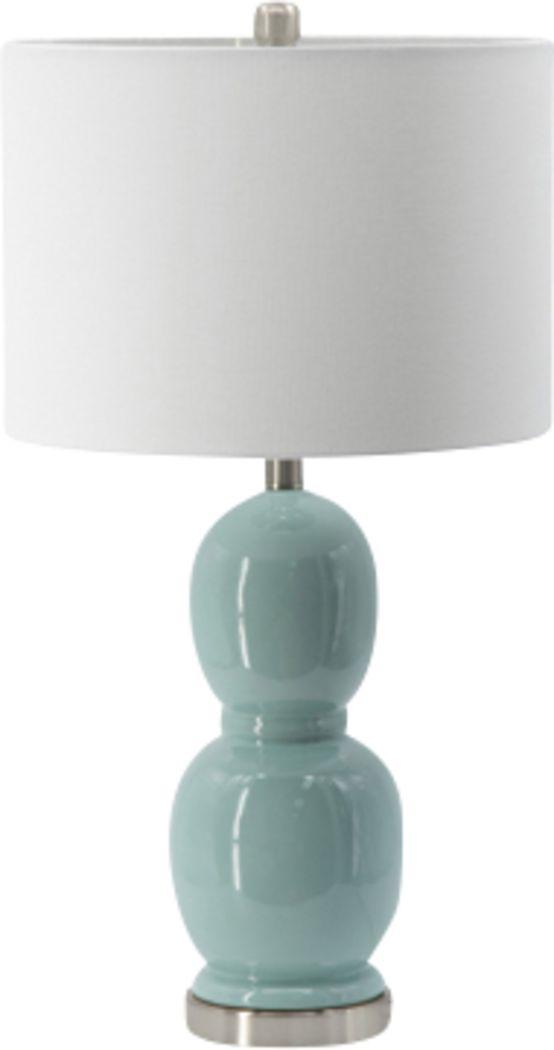 Bern Alley Green Lamp