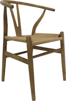 Berrian Beige Side Chair