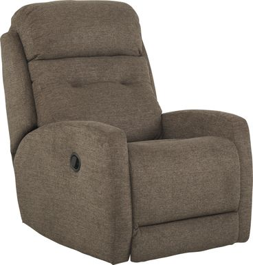 Bessemer Brown Recliner