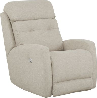 Bessemer Sandstone Power Recliner