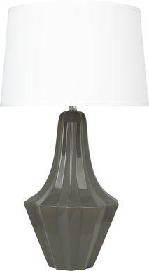 Betinia Gray Lamp