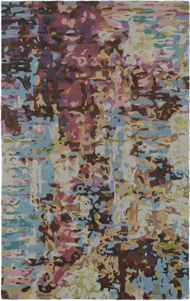 Betton Blue 5' x 8' Rug
