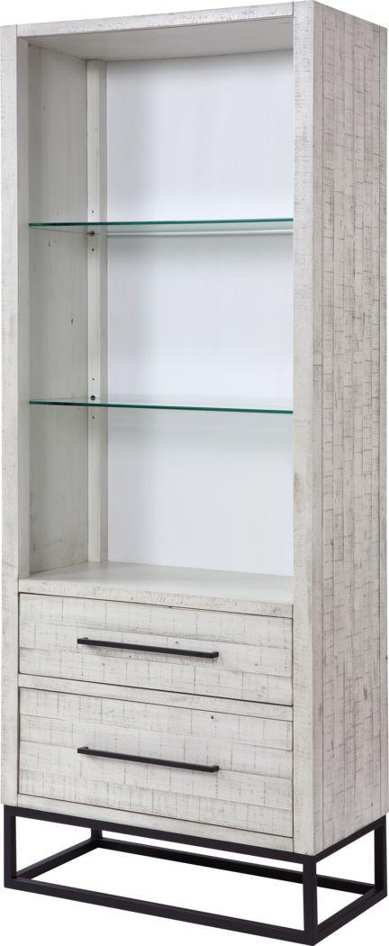 Biesterfield White Bookcase