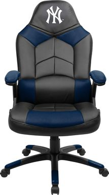 Big Team MBL New York Yankees Navy Oversized Gaming Chair