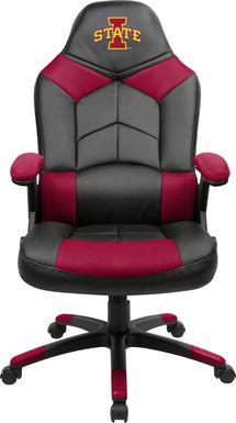 Big Team NCAA Iowa State University Red Oversized Gaming Chair