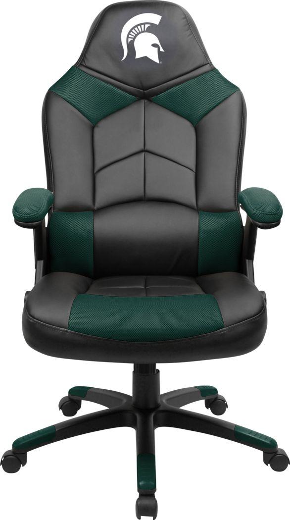 Big Team NCAA Michigan State Green Oversized Gaming Chair