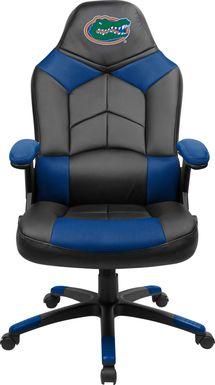 Big Team NCAA University of Florida Blue Oversized Gaming Chair