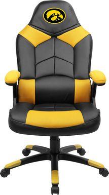 Big Team NCAA University of Iowa Red Oversized Gaming Chair