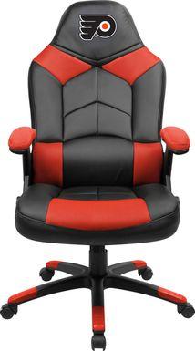 Big Team NHL Philadelphia Flyers Orange Oversized Gaming Chair