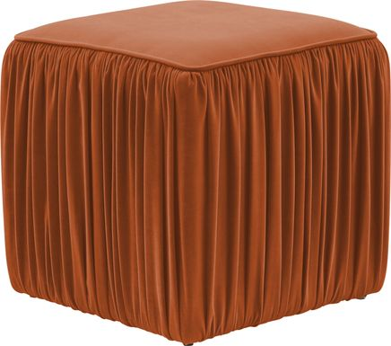Billecart Cognac Accent Ottoman