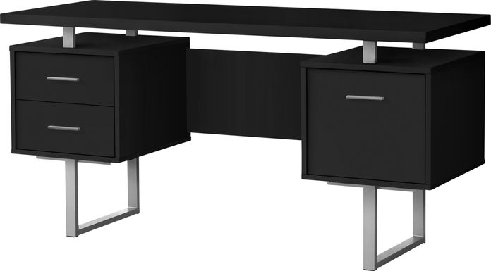 Billingsly Black Desk
