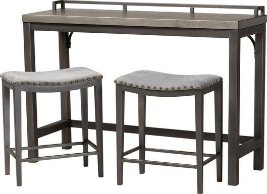 Bilyeu Gray Table Set