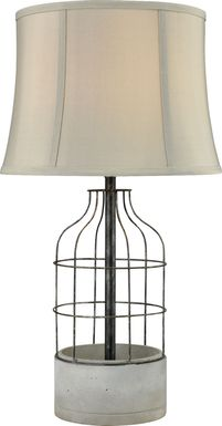 Birdwell Black Outdoor Table Lamp