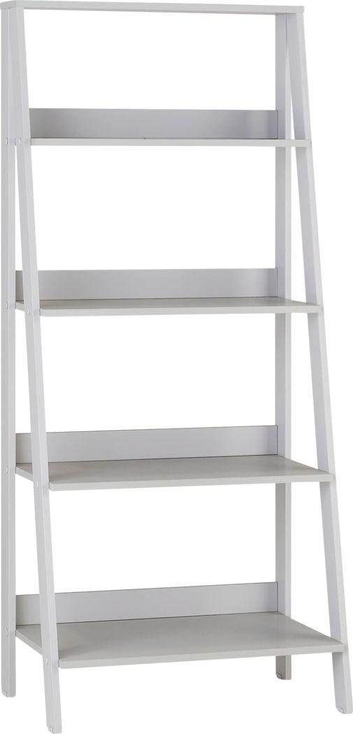 Blairwood Gray Bookcase