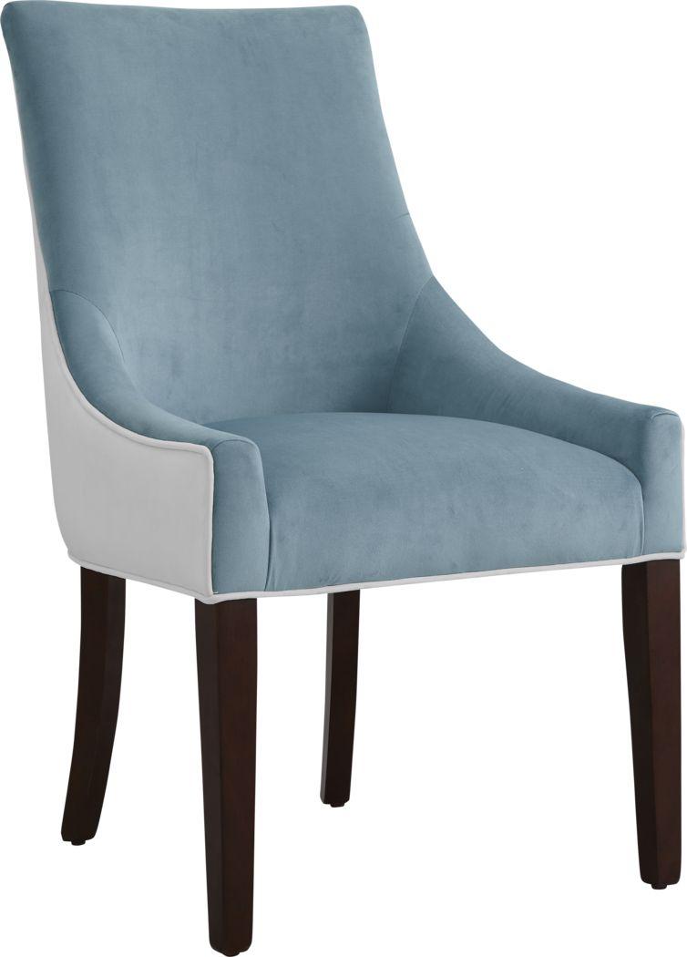 Blantyre Light Blue Dining Chair