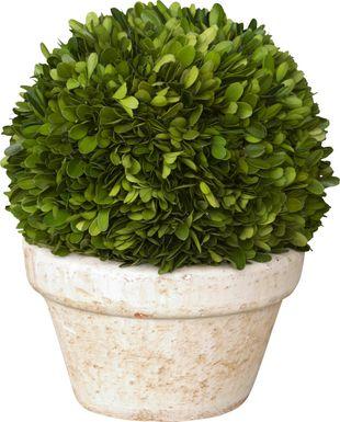 Blimah Green Vase