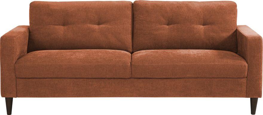 Bonavista Orange Sofa