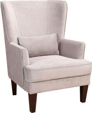 Bovington Gray Accent Chair