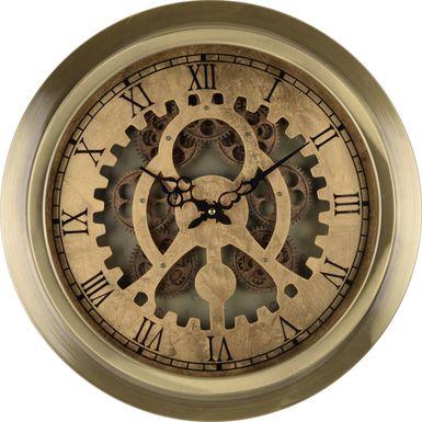 Boyne Gold Clock