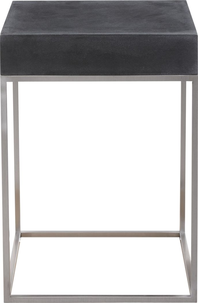 Brackinwood Black Accent Table