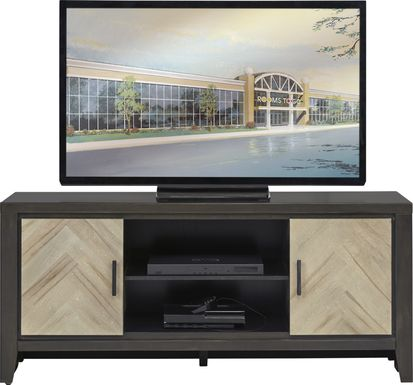Braham II Brown 60 in. Console