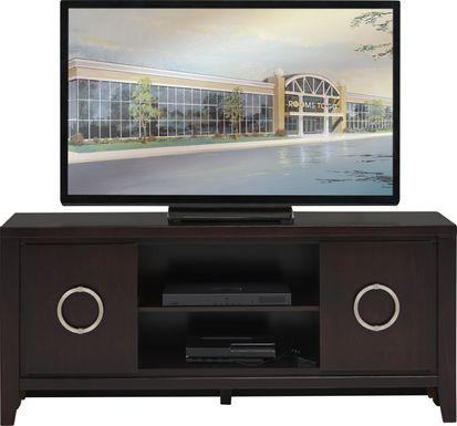 Braham II Brown Sangria 60 in. Console