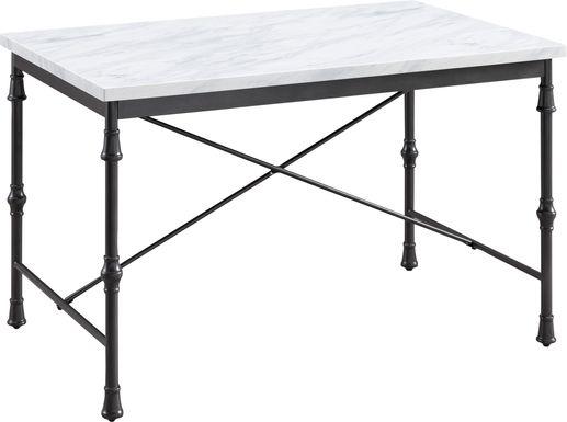 Brakewood White Dining Table
