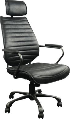 Brambleton Black Office Chair