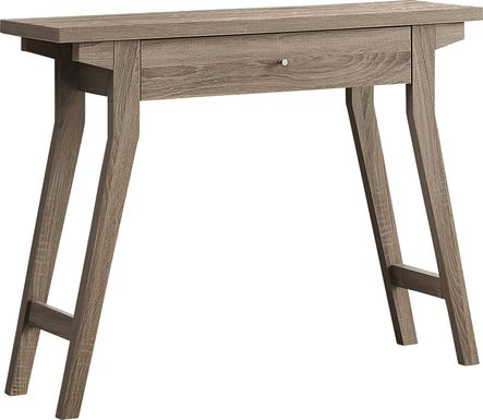 Brazoria Taupe Sofa Table
