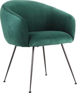 Breakwater Green Dining Chair