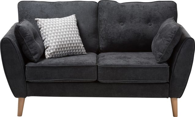 Breneman Charcoal Loveseat