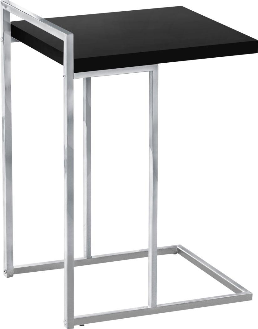 Brenteresa Grove Black Accent Table