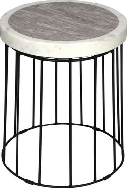 Breyton Stone Accent Table